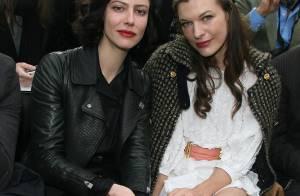 Anna Mouglalis et Freida Pinto n'étaient pas les deux seules splendeurs du défilé Chanel... elles étaient toutes là !