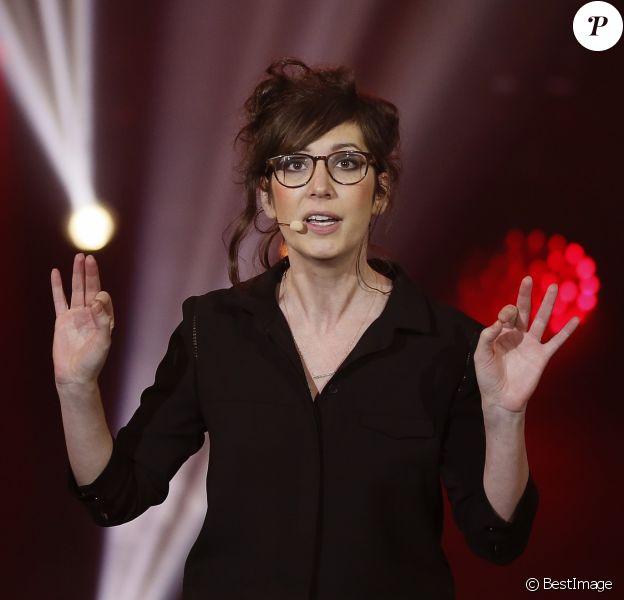 """Exclusif - Nora Hamzawi - Gala de clôture des """"Fous Rires de Toulouse"""" à Toulouse le 15 Mars 2016. © Patrick Bernard/ Bestimage"""