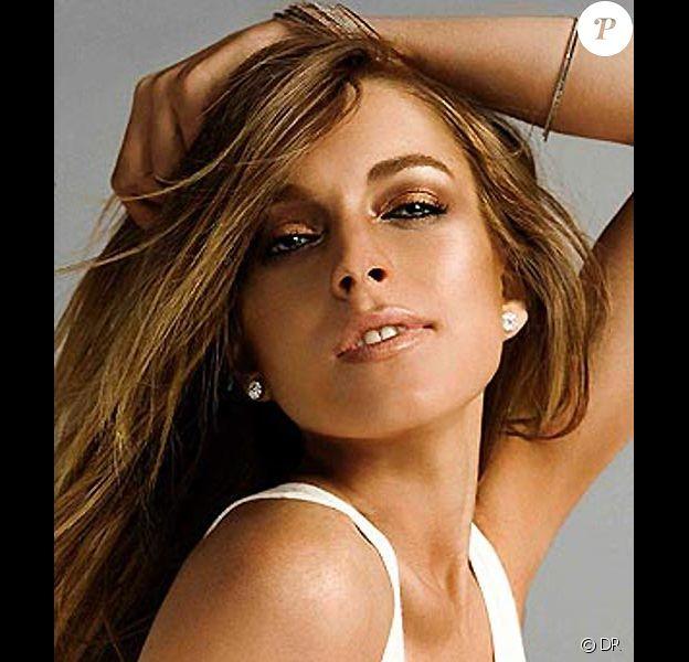Lindsay Lohan à l'affiche de la campagne de pub pour l'autobronzant Sevin Nyne