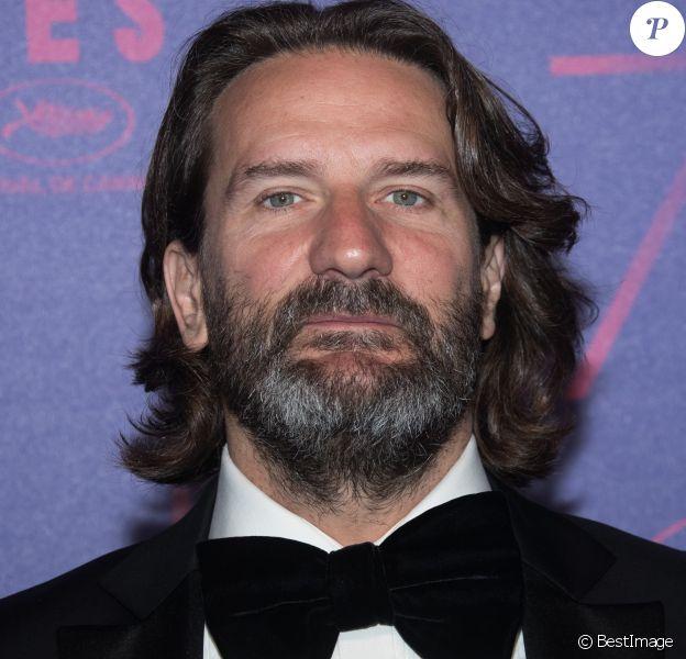 Frédéric Beigbeder - Photocall du dîner des 70 ans du Festival International du Film de Cannes. Le 23 mai 2017. © Borde-Jacovides-Moreau / Bestimage