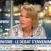 """Brigitte Lahaie choque : """"On peut jouir lors d'un viol"""""""