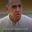 """Patrice, candidat de """"L'amour est dans le pré 2018""""."""