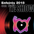 """""""Les Enfoirés - On fait le show - un hymne 2018 signé Soprano."""""""