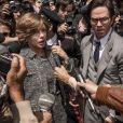 """""""Mark Wahlberg et Michelle Williams dans Tout l'argent du monde."""""""