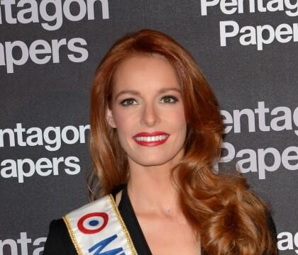 Maëva Coucke (Miss France 2018) divine et sexy face à Spielberg, Hanks et Streep