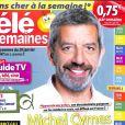 Magazine Télé 2 semaines en kiosques le 15 janvier 2018.