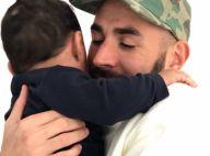 Karim Benzema : La nouvelle photo de son fils qui fait beaucoup rire Booba !