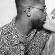 Khloé Kardashian et Tristan Thompson sur une photo publiée sur Instagram en décembre 2017