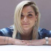 """Priscilla Betti : La chanteuse dévoile sa nouvelle couleur """"fun"""""""