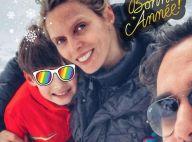 """Sylvie Tellier, maman fière de son petit Oscar : """"Huit ans d'amour..."""""""