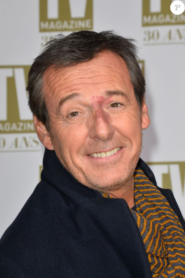 Exclusif - Jean-Luc Reichmann - Soirée d'anniversaire des 30 ans de TV Magazine au Pavillon des Champs-Elysées à Paris le 17 octobre 2017. © Coadic Guirec/Bestimage