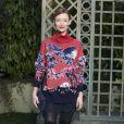 Audrey Marnay - Défilé de mode «Chanel», collection Haute-Couture printemps-été 2018, au Grand Palais à Paris. Le 23 janvier 2018 © Olivier Borde / Bestimage