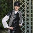 Stella Tennant - Défilé de mode «Chanel», collection Haute-Couture printemps-été 2018, au Grand Palais à Paris. Le 23 janvier 2018 © Olivier Borde / Bestimage