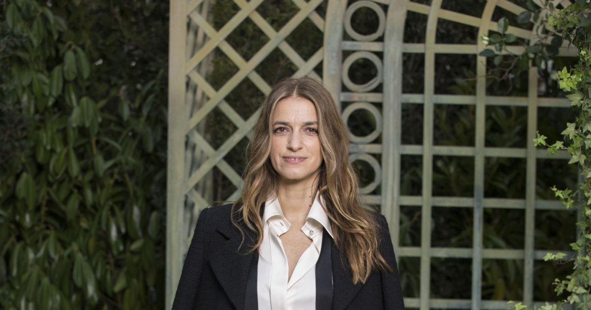 Joana Preiss - Défilé de mode « Chanel », collection Haute