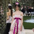 """Défilé de mode printemps-été 2018 """"Chanel"""" au Grand Palais à Paris Le 23 janvier 2018 © Olivier Borde / Bestimage"""