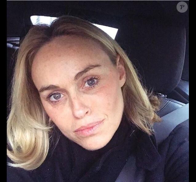 Cécile de Ménibus au naturel sur Instagram, 22 janvier 2018
