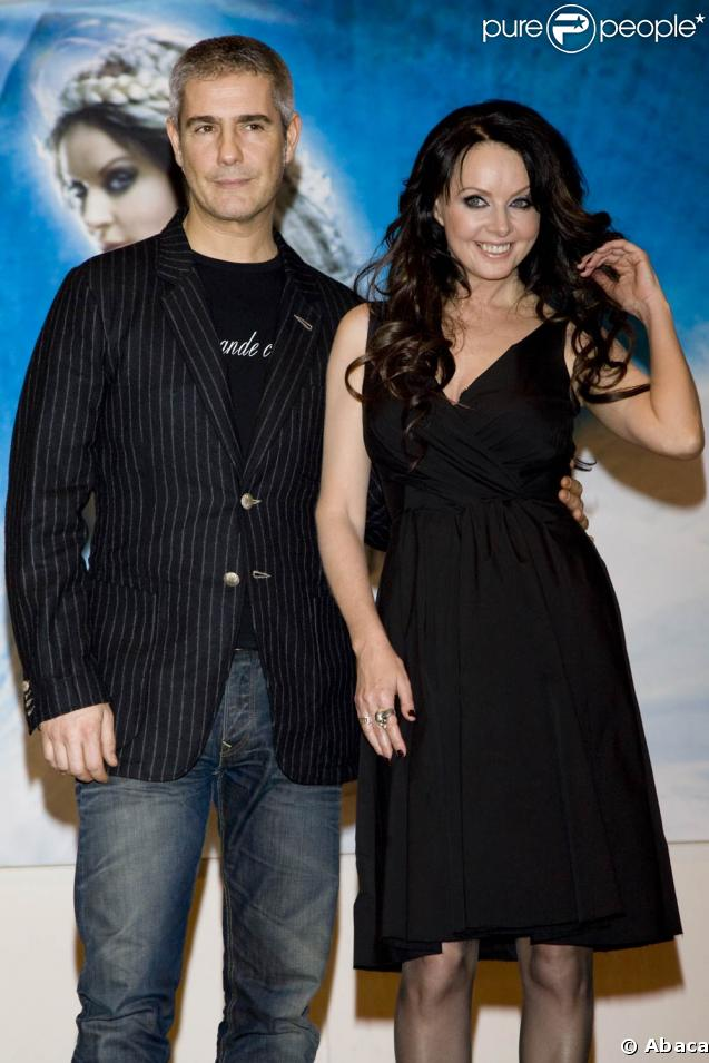 Sarah Brightman couple