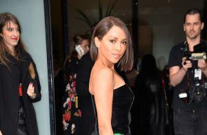 Fashion Week : Iris Mittenaere dévoile sa chute de reins chez Gaultier