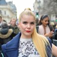 Paloma Faith au défilé de mode Jean Paul Gaultier, collection haute-couture printemps-été 2018, à Paris. Le 24 janvier 2018 © CVS - Veeren / Bestimage