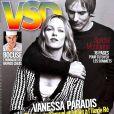 """Couverture du magazine """"VSD"""" en kiosques le 25 janvier 2018"""