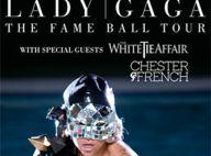 Regardez quelques minutes du premier concert de la tournée de Lady GaGa !!! C'est chaud !