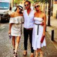 Meghan Markle avec ses amis Misha Nonoo et Markus Anderson en août 2016 à Madrid en Espagne. Photo Instagram Meghan Markle.