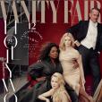 Vanity Fair, spécial Hollywood, janvier 2018.