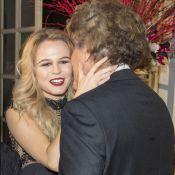 Igor Bogdanov : Tout sourire avec son ex Julie, qui a porté plainte contre lui