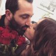 """Tiffany et Justin de """"Mariés au premier regard"""", le 14 février 2017."""