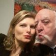 """Carole et Claude de """"L'amour est dans le pré""""."""