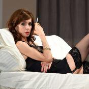 Anne Parillaud, sensuelle à 57 ans en porte-jarretelles pour un rôle iconique