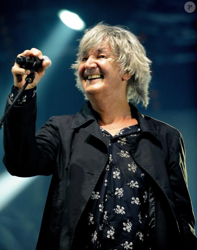 Jacques Higelin en concert pendant les Solidays à Paris - 23 juillet 2010