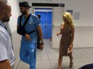 Pamela Anderson s'installe avec Adil Rami : Une belle maison avec piscine...