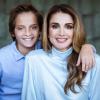 Rania de Jordanie : Un tendre