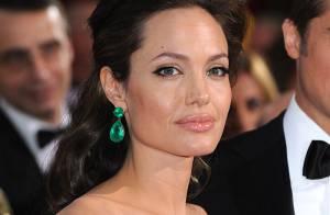 Quand Angelina Jolie était une ado rock et rebelle pour... Meatloaf ! Regardez !