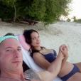 """Blandine, ex-particpante à """"4 mariages pour 1 lune de miel""""."""