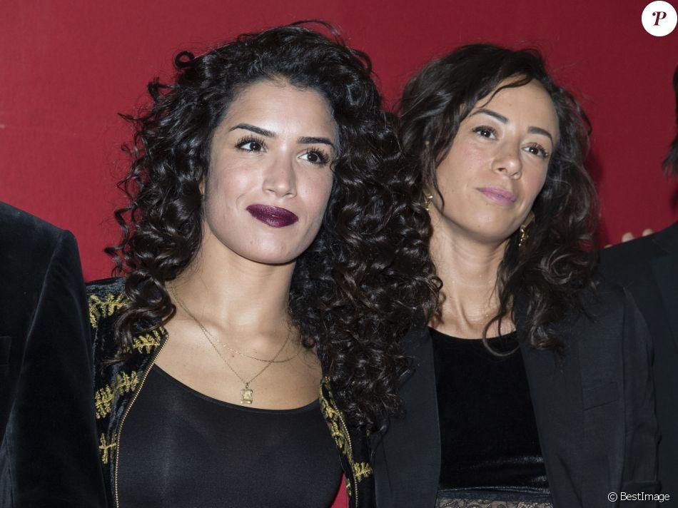 sabrina ouazani et janane boudili c r monie de remise de prix du 39 me festival mondial du. Black Bedroom Furniture Sets. Home Design Ideas