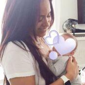 Amel Bent ravissante pour les 2 ans de Sofia : Un bel anniversaire en musique