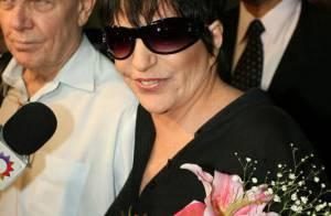 Liza Minnelli, rayonnante... a donné un super concert et fêté son anniversaire en Uruguay !