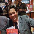 Laurent Gerra au Salon du Livre. 17/03/09