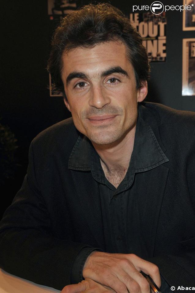 Raphaël Enthoven au Salon du Livre. 17/03/09