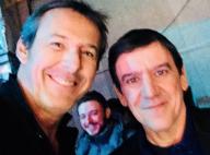 Jean-Luc Reichmann et Christian Quesada : Leurs retrouvailles au théâtre...