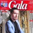 """Couverture du magazine """"Gala"""" en kiosques le 14 février 2018"""