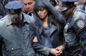 Angelina Jolie... arrêtée par la police à New York !!!
