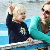 Sandrine Corman, maman fière au ski : Harold décroche sa première médaille !