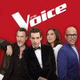 Le jury de The Voice 2018