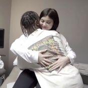 Kylie Jenner et Travis Scott : Premier selfie depuis la naissance de Stormi