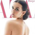 Pauline Ducruet, fille de la princesse Stéphanie de Monaco, fait la couverture du numéro de mars 2018 de l'édition espagnole d'Harper's Bazaar. Direction artistique Beatriz Moreno de la Cova.