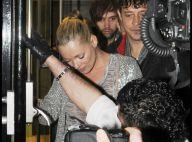 Kate Moss est décidément la reine destroy... des soirées hype !