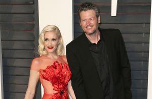 Gwen Stefani suspend ses projets de mariage et de bébé avec Blake Shelton...